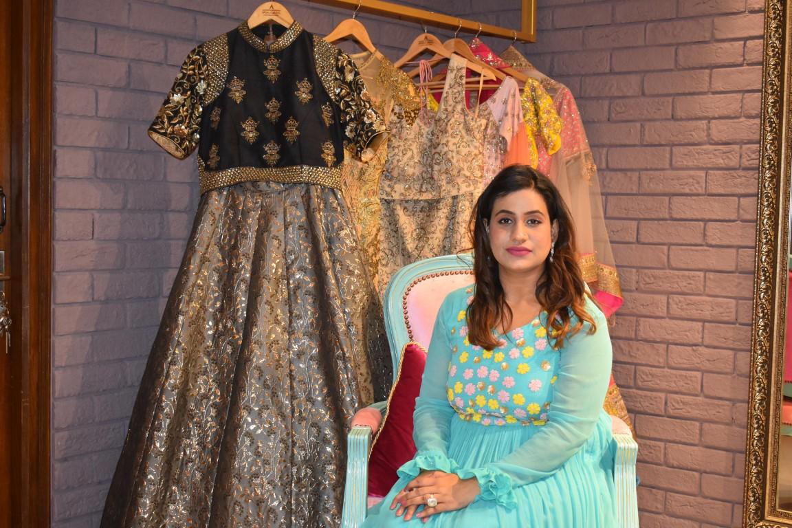 Apurva Jindal Designer Studio launched in Panchkula