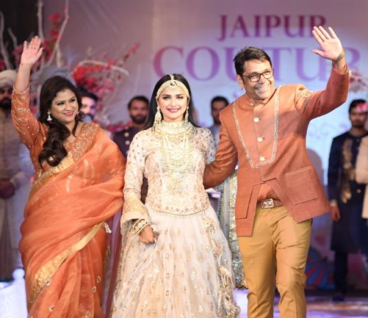 Jaipur Couture Show season 6 reached its final on Glamorous note