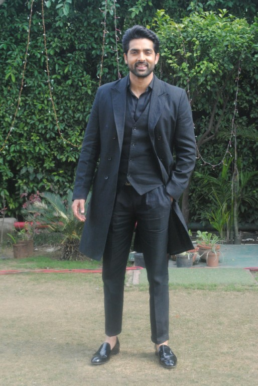Adhvik Mahajan reaches Chandigarh to promote his upcoming show Divya Drishti Know more about Timings Cast Trailer