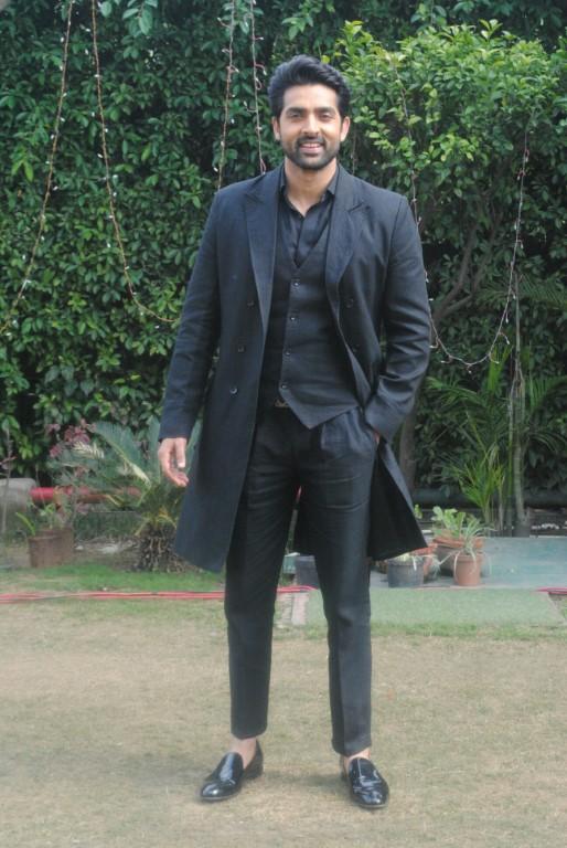 Adhvik Mahajan reaches Chandigarh to promote his upcoming show Divya Drishti Know more about Timings Cast Trailer