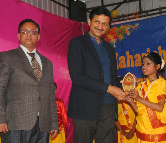 Annual function of Maharishi Dayanand Public School concludes