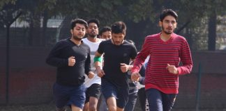 2 Day Annual GMCH Athletic Meet Concludes