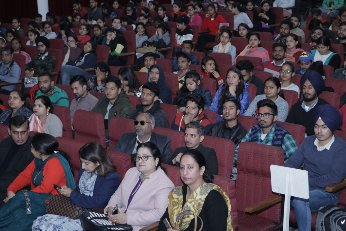 Over 700 NSS Volunteers attend Orientation Programme