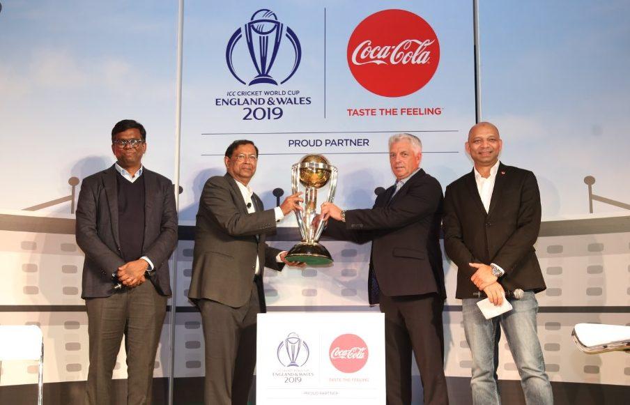 ICC & Coca Cola team up to Celebrate Cricket