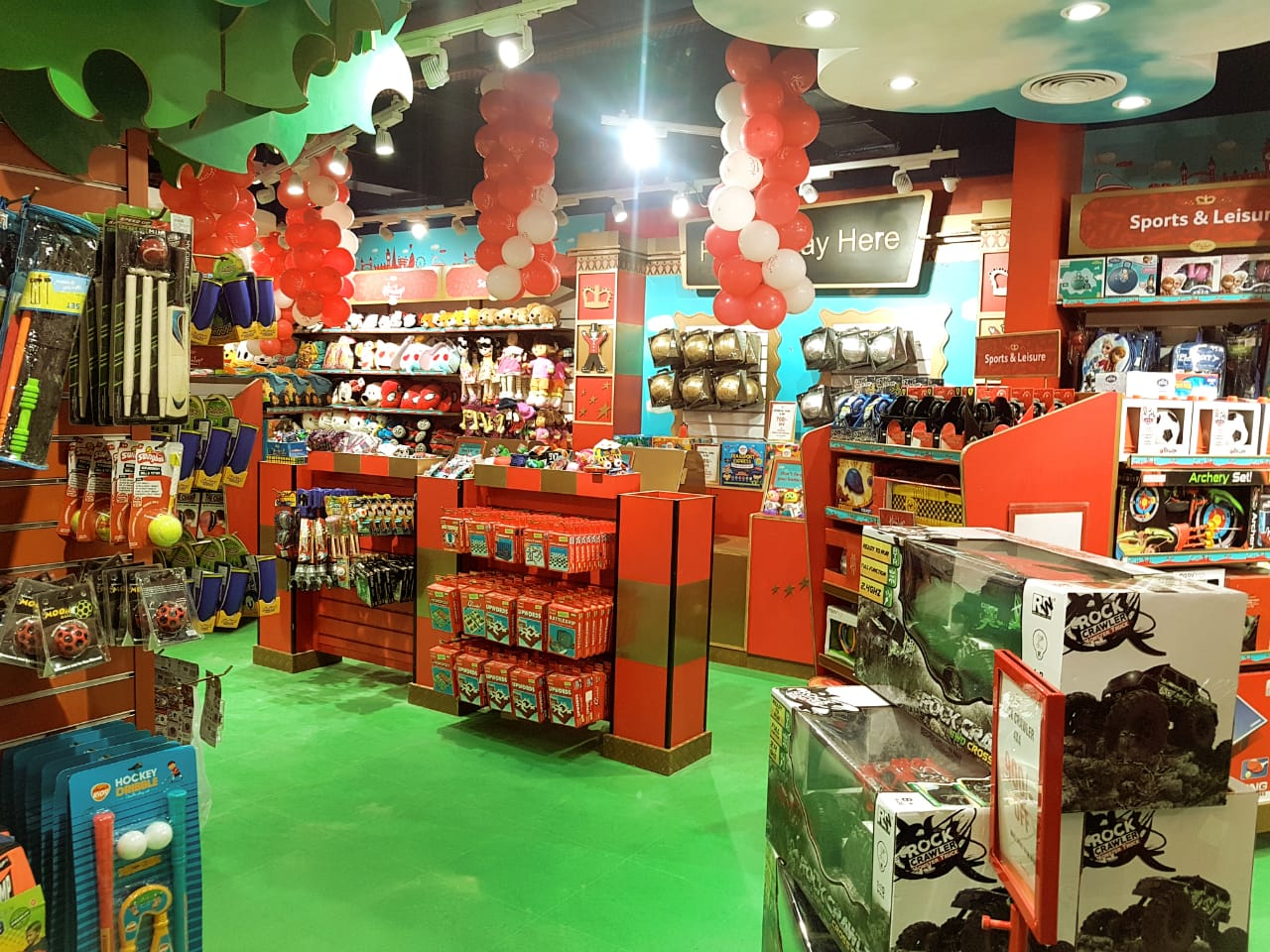 Store is located at MBD Neopolis Mall, Ferozepur Road