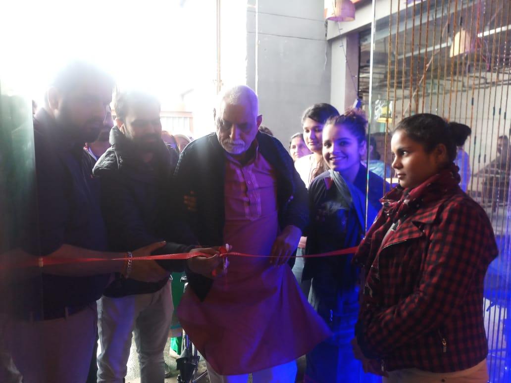 Naughty Chef Restaurant opened at Zirakpur