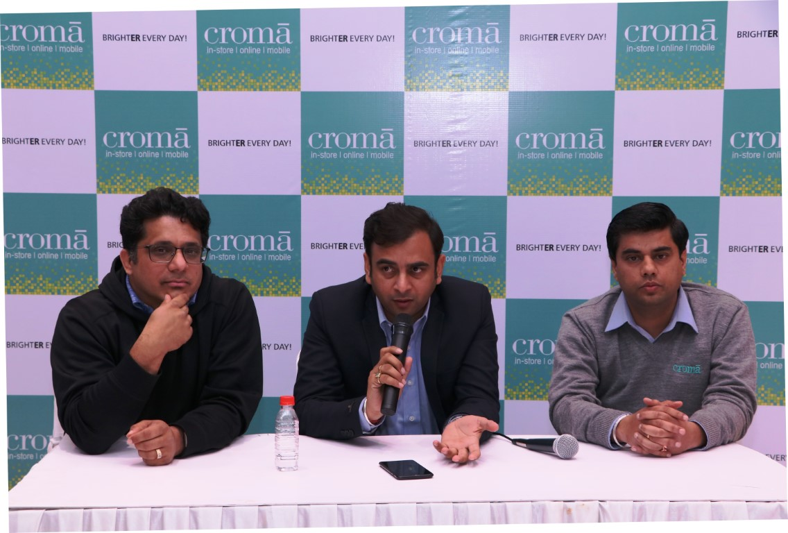Croma customers in Mohali can now claim their Loyalty Privileges!