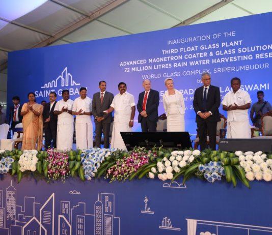 Saint-Gobain inaugurates three World Class facilities