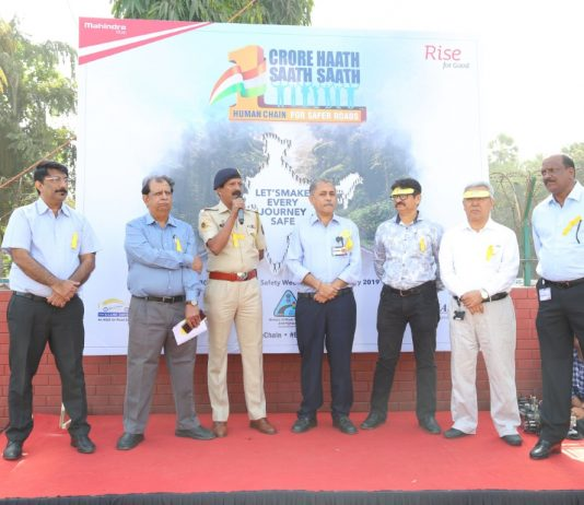 Joins SIAM, MoRTH and D2S to propagate Road Safety among stakeholders
