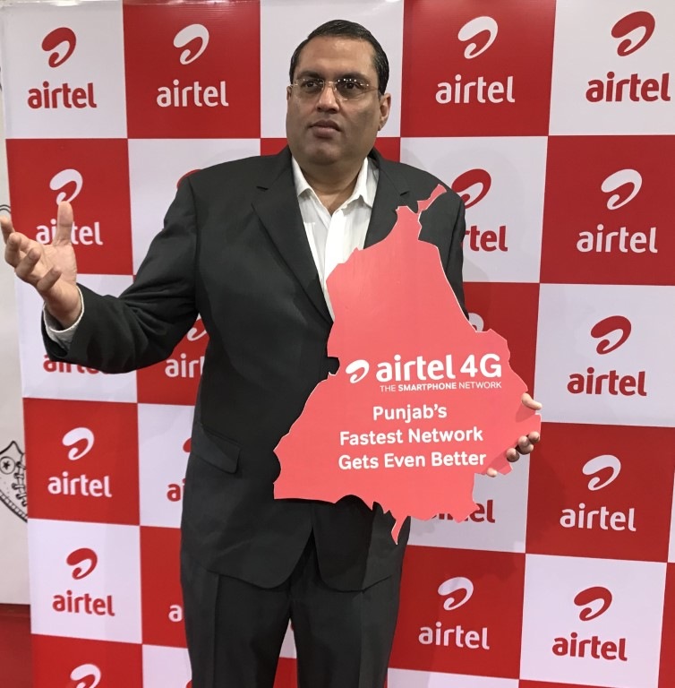 Airtel boosts 4G network coverage in Punjab with LTE 900 technology