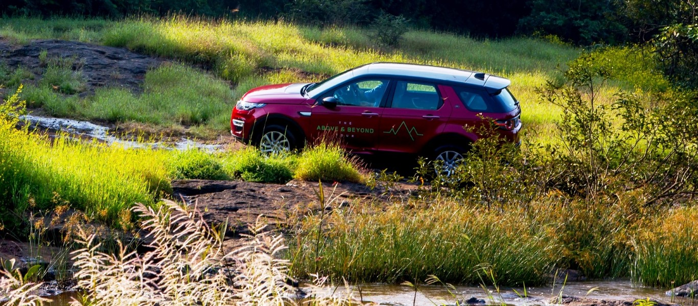 Unearthing hidden Travel Gems with the Discovery Sport