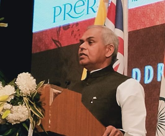 Rotarians are more humane who care for others: Himachal Guv
