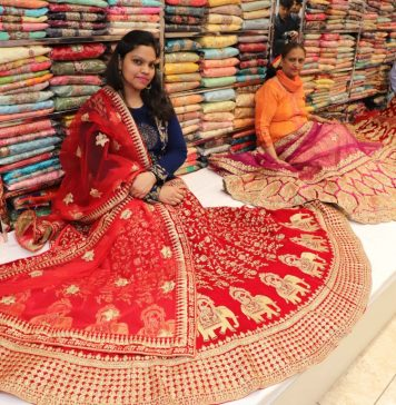 Radhey Shyam Fashion Mall Opens its Doors Wide
