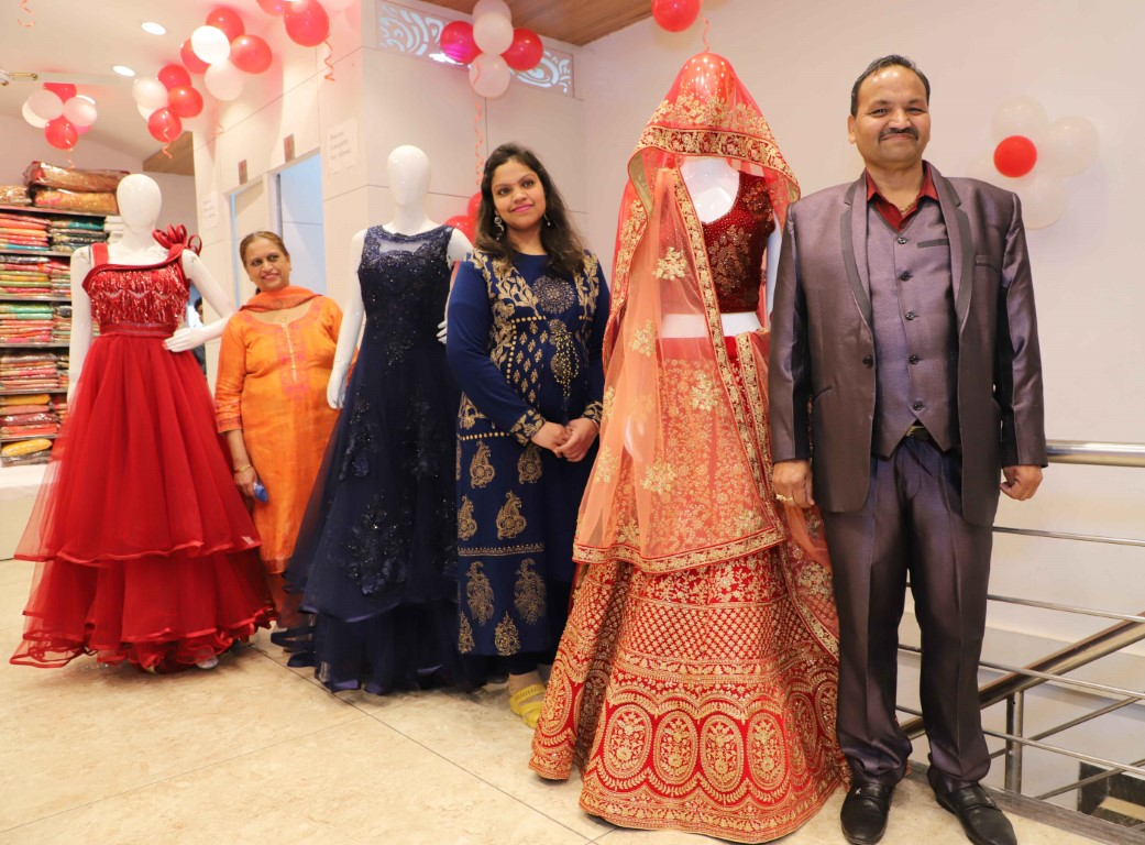 Radhey Shyam Fashion Mall Opens its Doors Wide