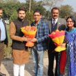 Anurag Thakur launches 'defence wing' of AAA Bright Academy'