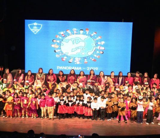 Woodlands House School celebrated its Annual Day-'PANORAMA-2019'