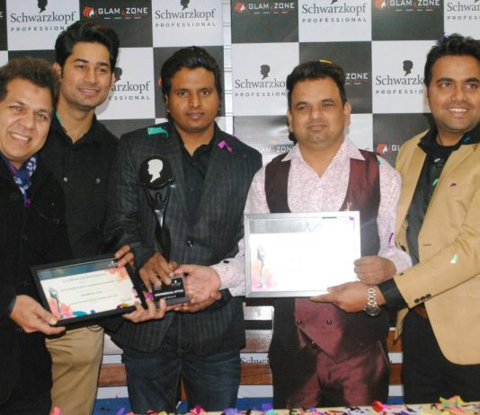 They would be representing India in Beijing, China at Shaping Authentic Beauty Kongress International Competition