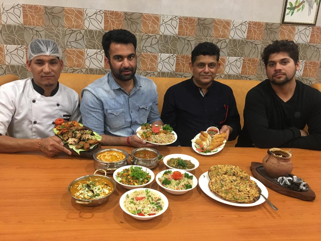 'Rassal Dveep' Multi Cuisine Restaurant launched in Panchkula