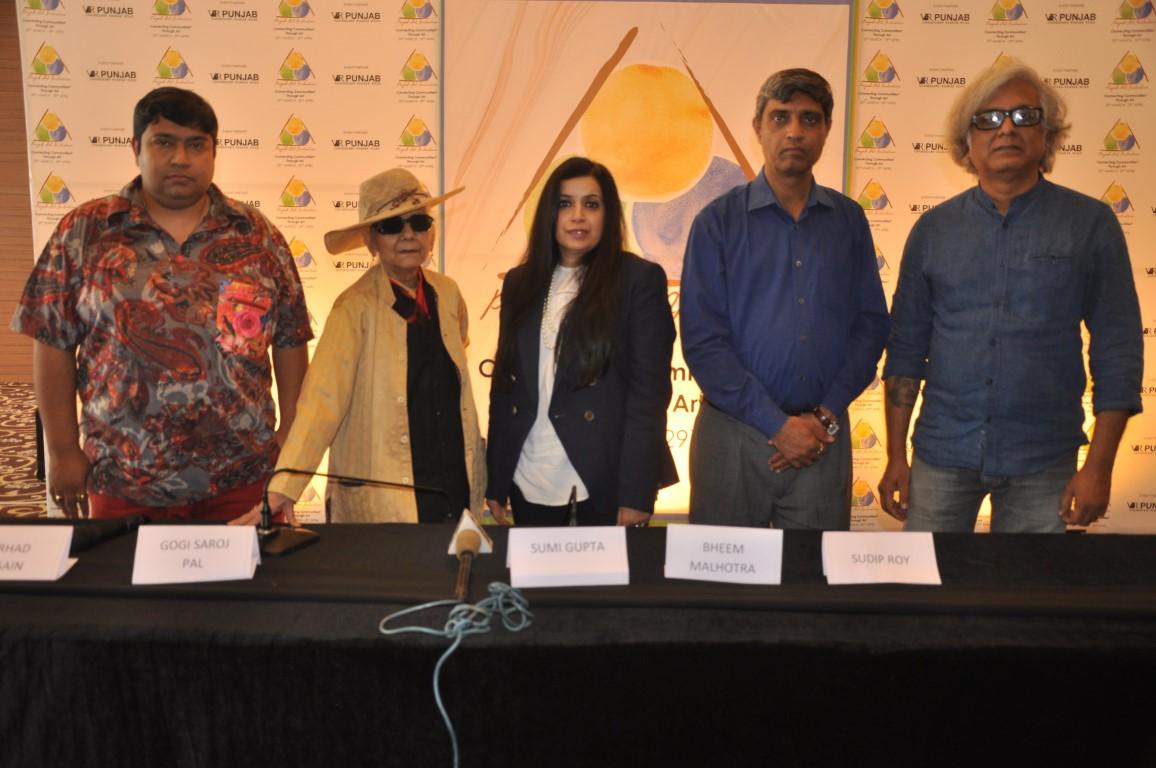 Month-long Punjab Art Initiative starts at VR Punjab