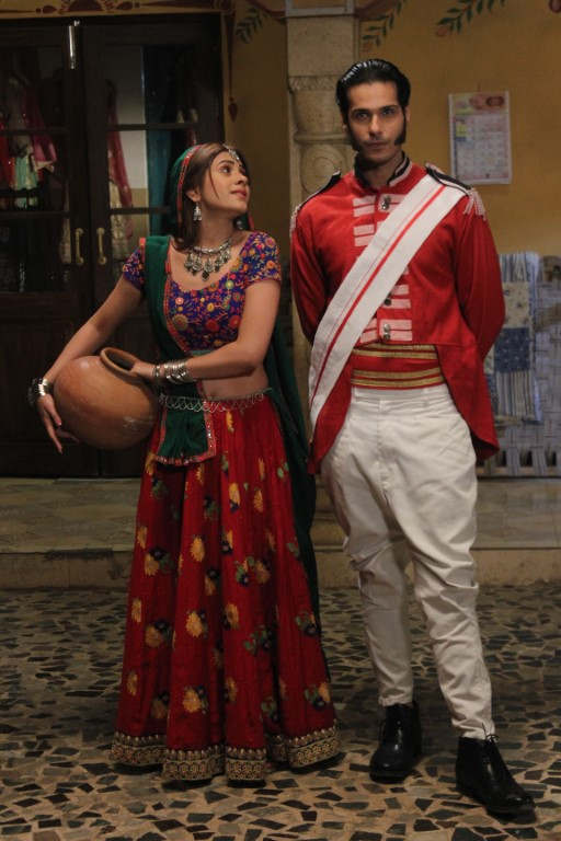 Elaichi and Pancham reincarnate as Reshma and Lord Pancho in Sony SAB's Jijaji Chhat Per Hain