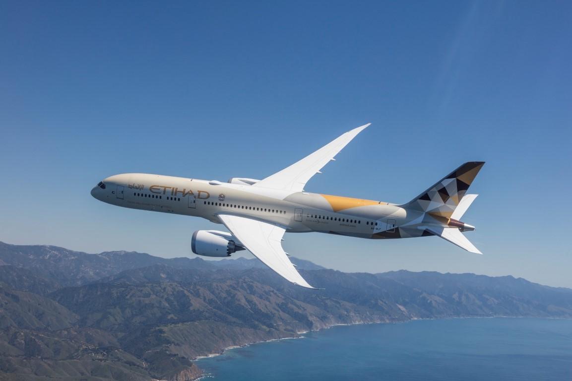 Etihad Airways to introduce Boeing 787 Dreamliners to Rome & Frankfurt