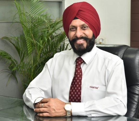 Hartek Group CMD Hartek Singh appointed IEEMA Vice-Chairman for Northern Region