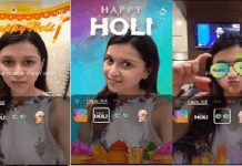 Holi goes digital with Helo