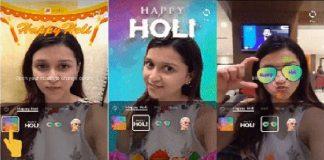 Holi goes digital with Helo