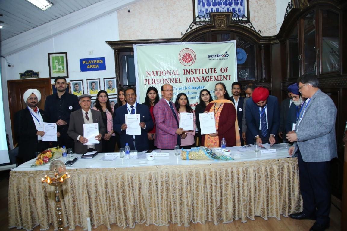NIPM organizes Workshop on Labour Legislation Compliances and POSH