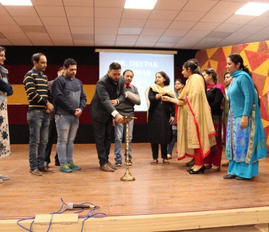 Workshop on Emerging computing for Digital India under Capacity Building Program held