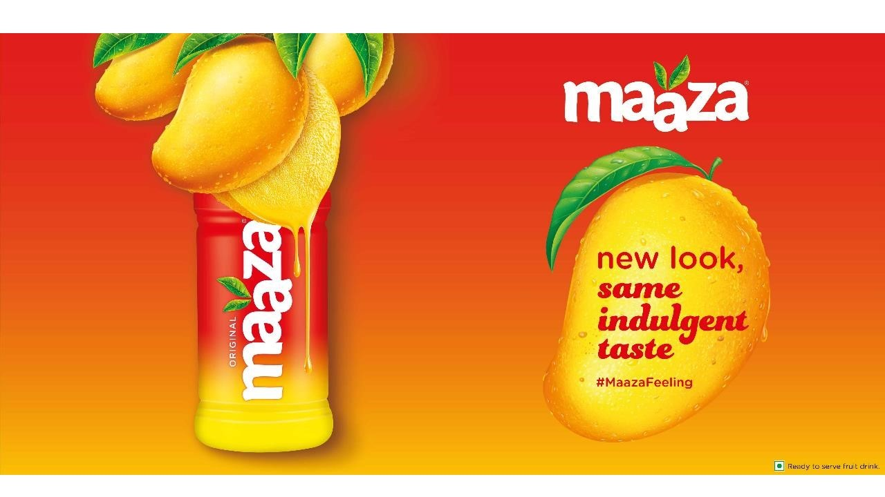 Say Hello to the new look of Maaza!