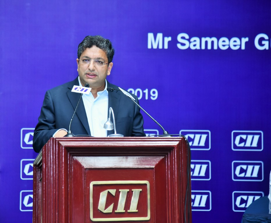 GDP Growth Needs To Be Stepped Up: CII