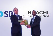 SBI and Hitachi launch joint venture SBI Payment Services Pvt. Ltd.