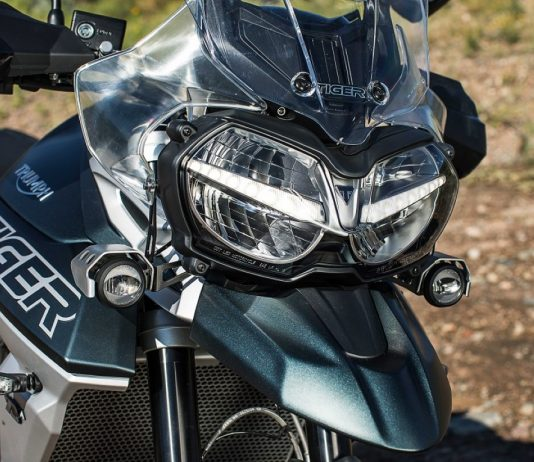 Triumph Motorcycles India launches the critically acclaimed Tiger 800 XCA in India
