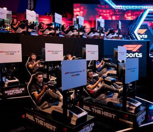 X1 racing league launches X1 Esports League