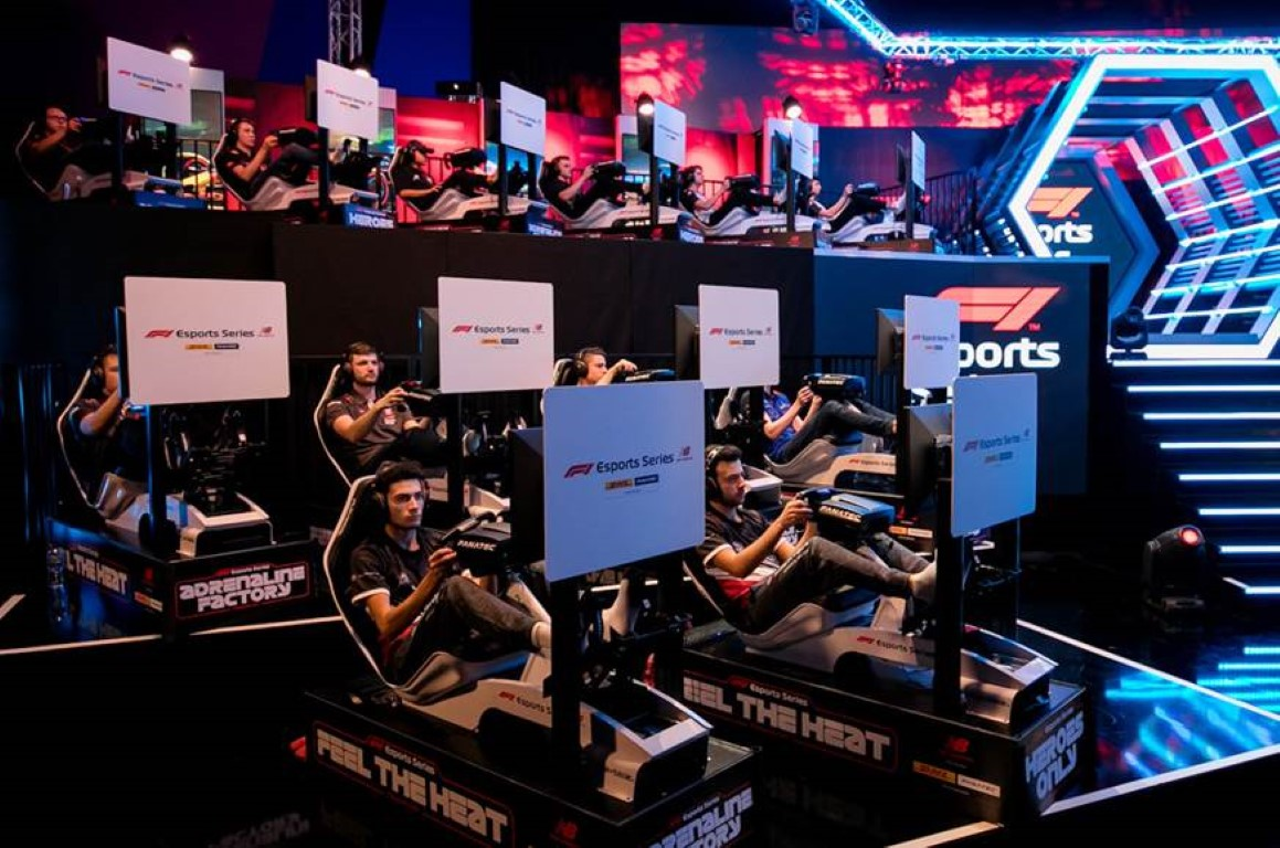X1 racing league launches X1 Esports League