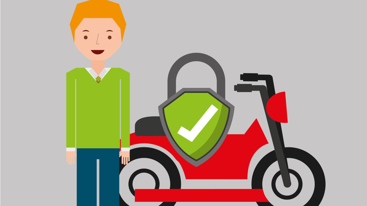 Basic Protection for Your Two-Wheeler