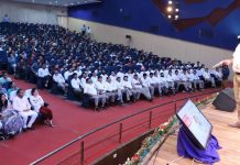Orientation Session for Allen Students held