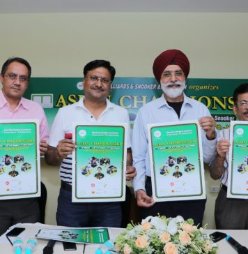 Chandigarh to host Asian Billiards and Snooker Championship from April 27 to May 3