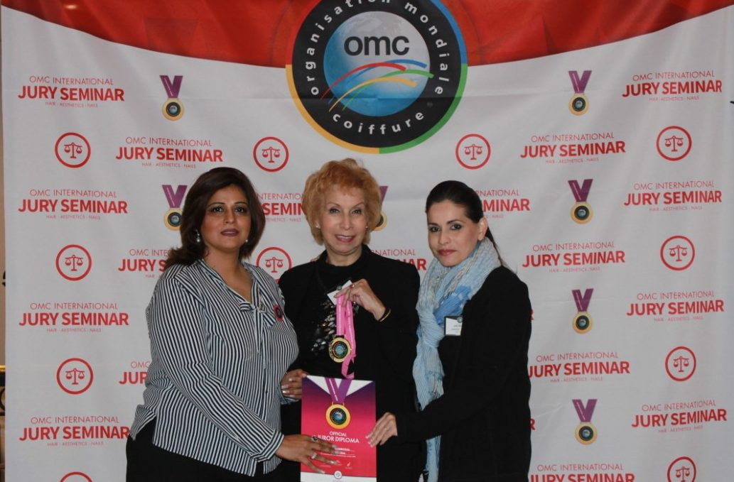 OMC World Championship will be judged by Dr Blossom Kochhar along with Samantha Kochhar & Richa Aggarwal