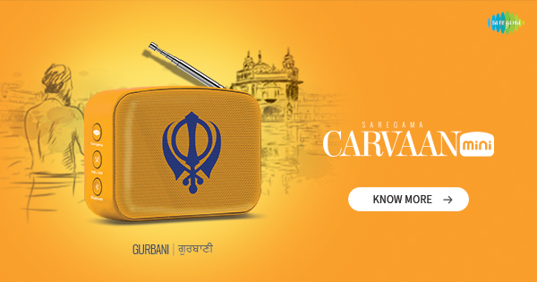 On Baisakhi Saregama brings Carvaan Mini Gurbani