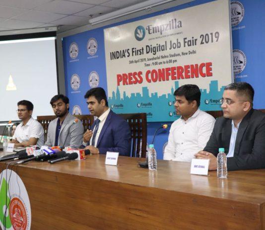Asia's first Digital Job Fair 2019 by 'Empzilla'