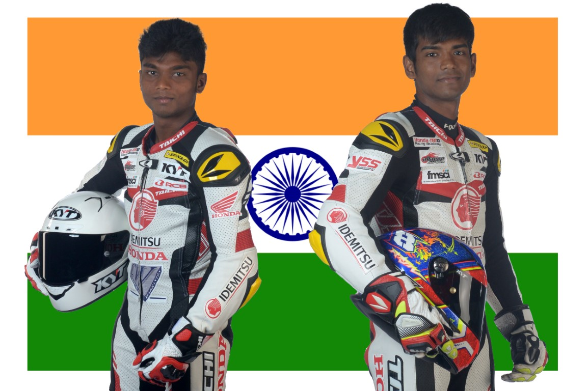 Honda's solo Indian racing team arrives at Australia for round 2 of ARRC