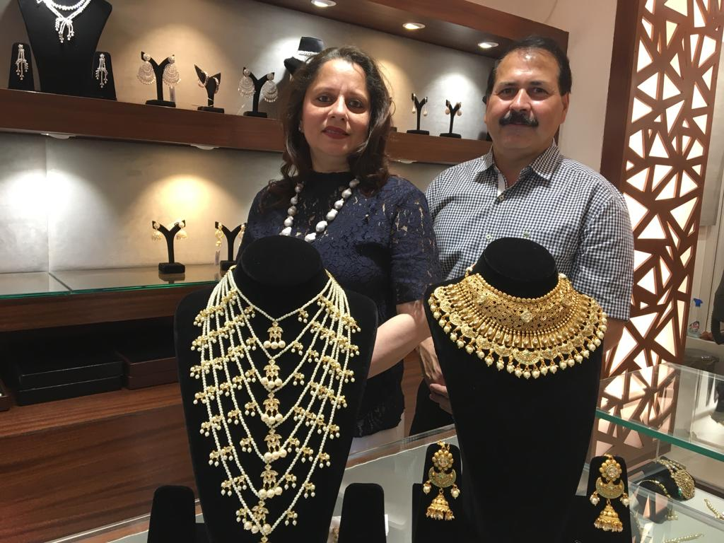 K & A Apparels- Jewels opens the second store at Zirakpur