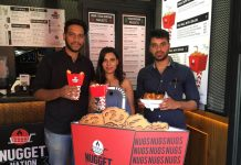 Nugget Nation Food Outlet launched in sector 8, Chandigarh