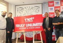 Netplus Broadband announces Unlimited High Speed Internet