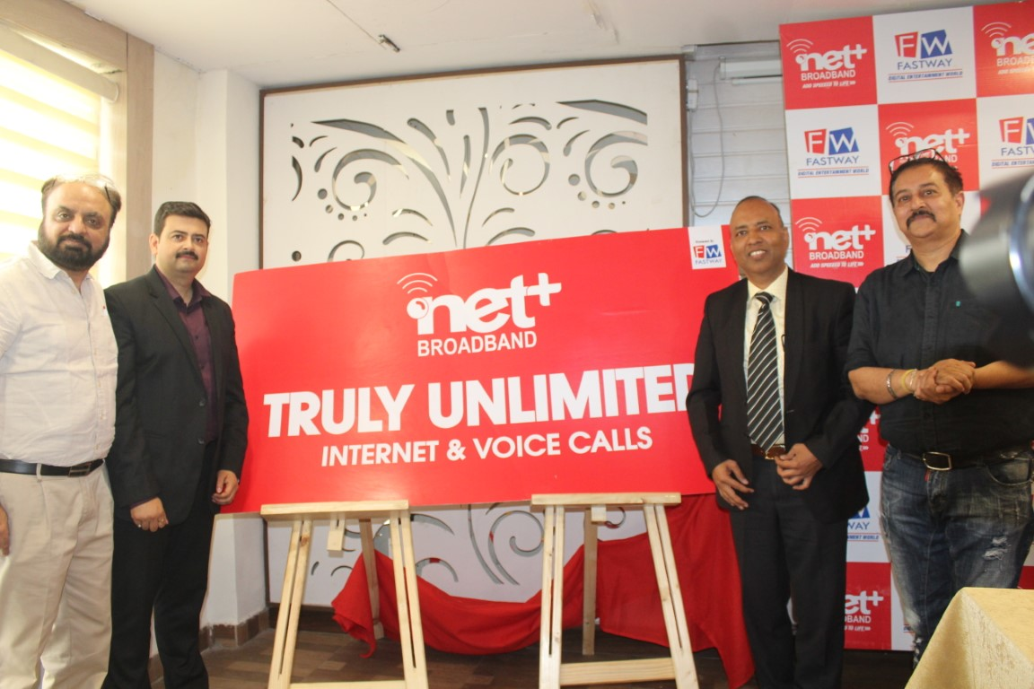 Netplus Broadband announces Unlimited High Speed Internet