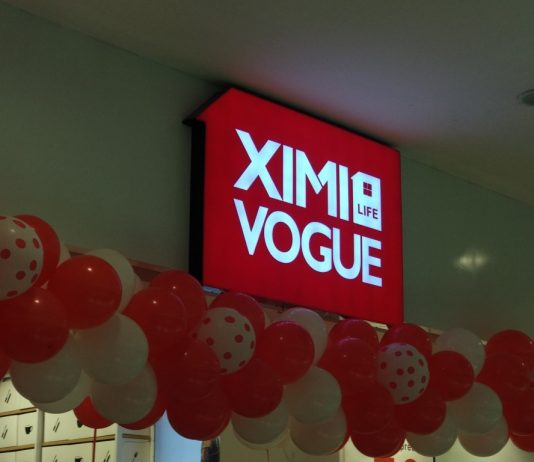 XIMI Vogue launches state-of-the-art store in Elante Mall Chandiagrh