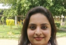 Post-Doctoral Fellow Bags Prestigious Research Grant for Spain Visit: Panjab University's Post-Doctoral Fellow, Dr. Neha Miglani has been selected for a prestigious grant (US$1500) awarded to South Asian Scholars attending the IAMCR 2019 conference at the Universidad Complutence de Madrid, Spain this year.