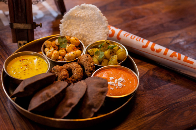 Social takes devotees Through the 9 Nights with a Special Menu